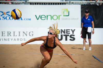 Team USA- Sarah Hughes, FIVB Volleyball