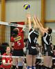 Aïda Shouk (5), VC Kanti - Engelholm VS 3:1, CEV Challenge Cup 2012, 15.10.2011 © Reinhard Standke