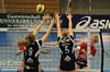 Jilliane Goulet (13), VC Kanti - Engelholm VS 3:1, CEV Challenge Cup 2012, 15.10.2011 © Reinhard Standke