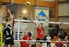 Aïda Shouk (5), Ellen Orchard (11), VC Kanti - Engelholm VS 3:1, CEV Challenge Cup 2012, 15.10.2011 © Reinhard Standke