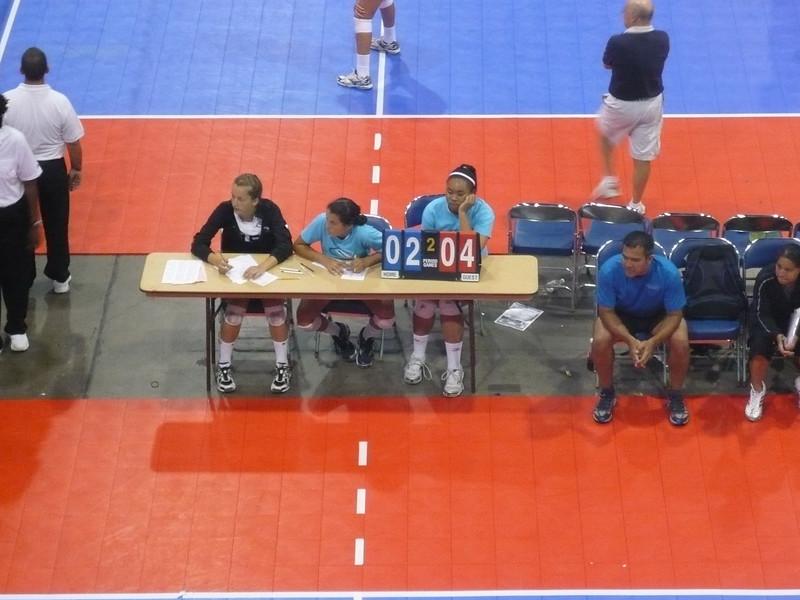 Miami JOs Volleyball