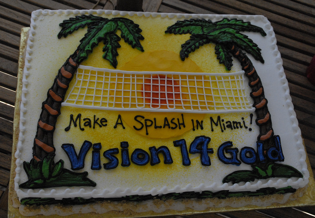 2009 Vision 14-1 Team Party, June 13