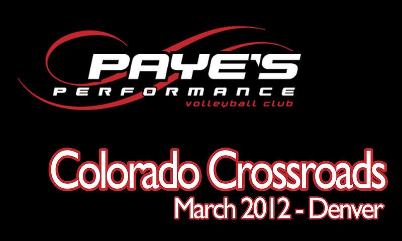 2012 Payes 17-1 Denver