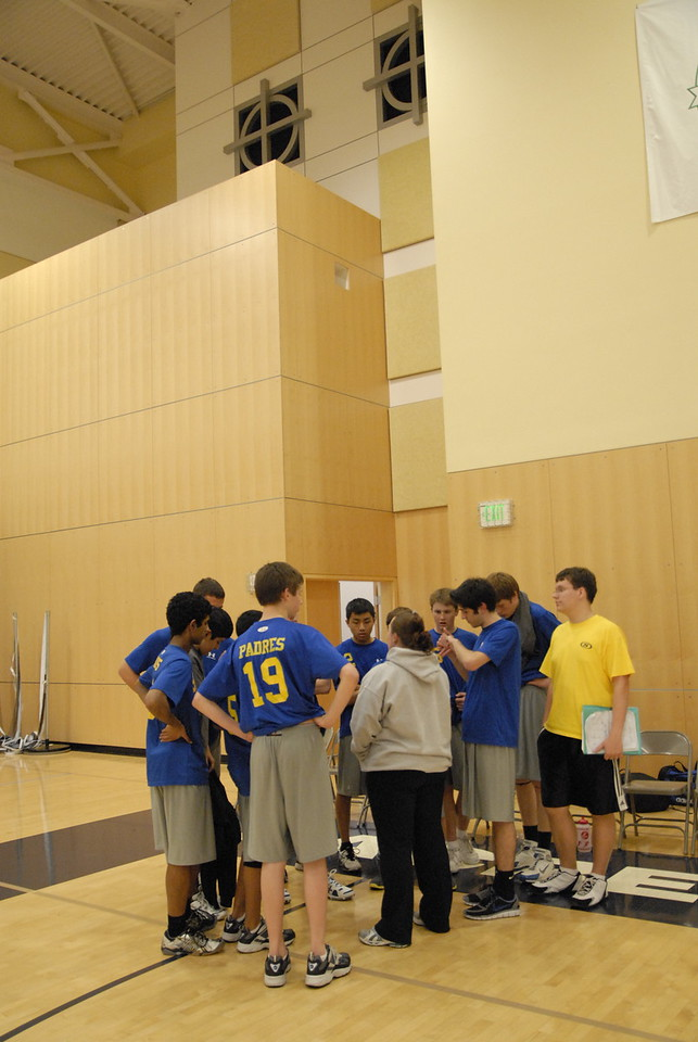 2010 Serra Volleyball