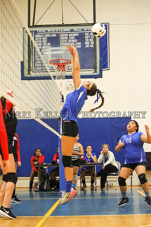 Middletown vs Rogers JV Volleyball 9.27.17