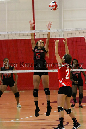 PHS vs. Rogers JV Volleyball 9.9.15