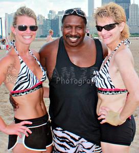 20100710 Volleywood Beach Bash: Team Zebra