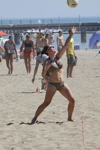 20110709 Volleywood Beach Tournament