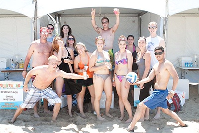 2013 Volleywood Beach Bash and Tournament