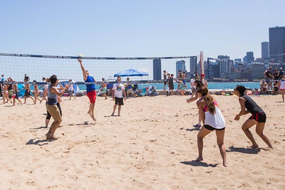 2016 Volleywood Beach Volleyball Tournament