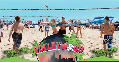 20160716 Volleywood Beach Party & Volleyball Tournament