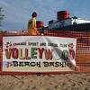 Chicago Sport & Social Club - Volleyball Tournaments and Beach Bash : Volleywood Beach Bash and Tournament http://www.chicagosportandsocialclub.com/leagues/volleywood DateSaturday, July 15th, 2006 Time8:00 AM   Tournament Check-in 9:00 AM   Tournament start 11:00 AM Beach Bash Begins LocationNorth Avenue Beach - South of Boathouse DescriptionJUST ANNOUNCED! ELEVATION WILL PERFORM AT VOLLEYWOOD!  This will be our biggest event of the summer...A huge beach party with the Volleywood Tournament.  Everyone is invited whether you are playing in the tournament or not.  We'll have a private area on North Ave Beach with a live performance by Elevation, interactive games for everyone to play including the Coors Light NFL experience and an Equinox inflatable human bungee run, a sun deck with chairs, Bean Bag games, food, beer and thousands of other social clubbers to hang out with! Don't miss it!  The tournament is available for registration now!  If you are playing, play well because all winners will have a chance to win to incredible prizes from Equinox Fitness Club and our other event sponsors. CostThe Volleywood Beach Bash party is free! Click here to reserve your spot for the Beach Bash!   Registration Click here for tournament information and registration!  Please support our sponsors partypoker, Ice Mountain Water, Coors Light, Nissan and Equinox Fitness  Volleywood Beach Bash Saturday, July 15, 2006 Home    Contact us   FAQ   Registration Form    Advertise    Workers      Volleywood Saturday, July 14, 2007      This will be our biggest event of the summer...A huge beach party with the Volleywood Tournament. Everyone is invited whether you are playing in the tournament or not. We'll have a private area on North Ave Beach with live musical performances, interactive games for everyone to play, a sun deck with chairs, bean bag games, food, beer and thousands of other social clubbers to hang out with! Don't miss it!  The tournament will be available for registration soon! If you are playing, play well because all winners will have a chance to win to incredible prizes from Equinox Fitness Club and our other event sponsors.  Click here to watch video.    Date  Saturday, July 14, 2007  Time  8AM Tournament Check-In, 9AM Tournament Starts, 11AM Beach Bash Begins  Location  North Avenue Beach - South of Boathouse  Cost  The Volleywood Beach Bash party is free!