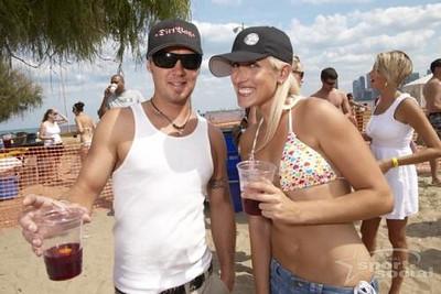 2007-7-14 Chicago Sport & Social Club VOLLEYWOOD- Beach Bash032