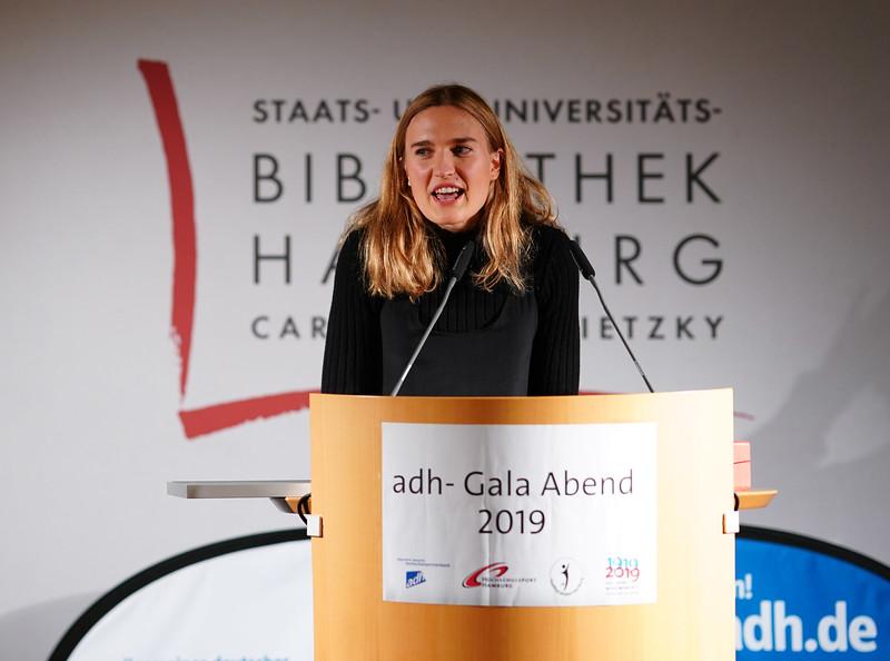 Sportlerin des Jahres 2019, Caterina Granz