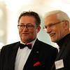 Jörg Förster, adh-Vorstandsvorsitzender (li)