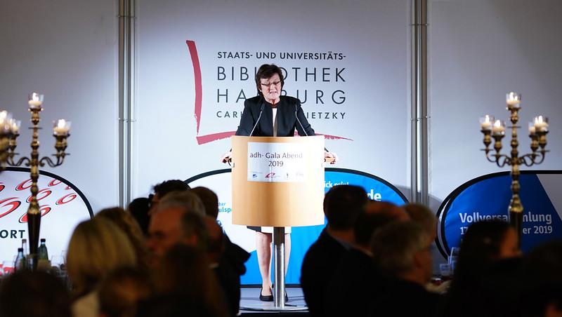 Uschi Schmitz Vizepräsidentin Leistungssport im DOSB