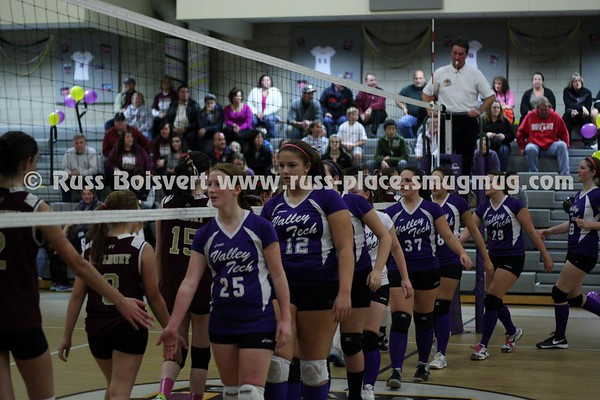 Girls JV vs Millbury