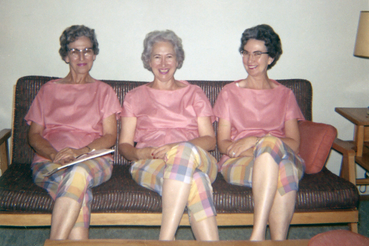 The Three Sisters - A little Older and Wiser