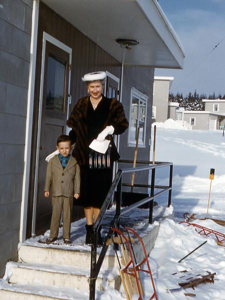 Ernest Harmon AFB Residence