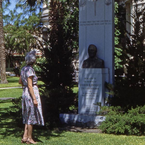 1950, San Antonio
