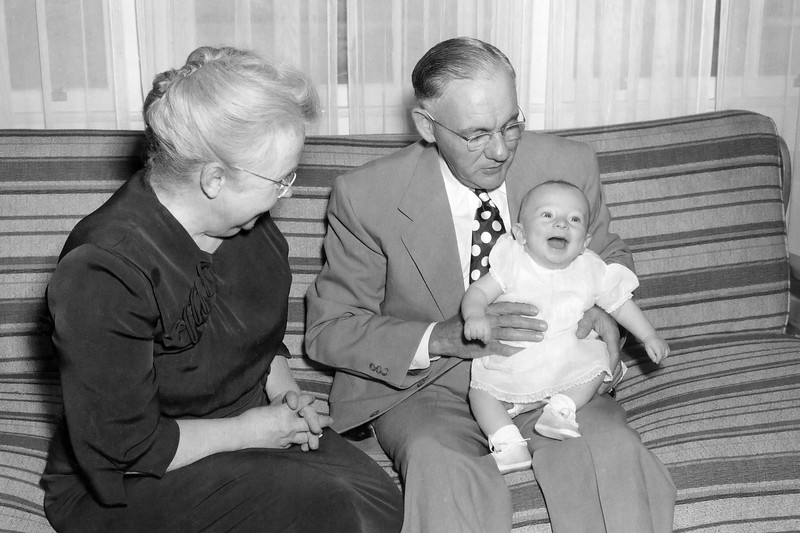 With Charles and Lydia Putnam