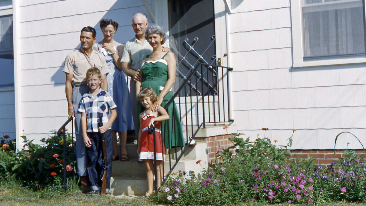 Huckabay Family Visits Selma
