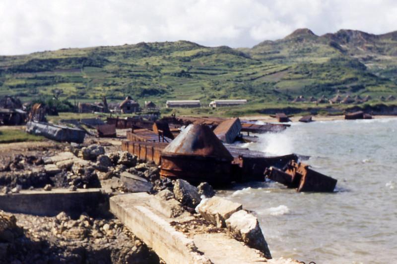 War Wreckage