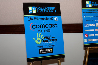 The 9th Annual Heart of the Community Volunteer Recognition Event
