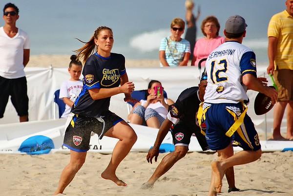 Heather Roy (Legends Football League, #20 Philadelphia Passion)