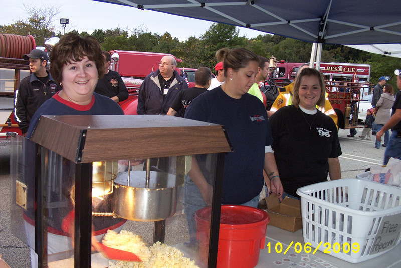 Popcorn at the 2009 Hempfield-Greensburg Fire Prevention Day