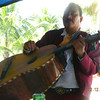 Guitar player for Marriachi band in Puerto Cortez.