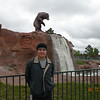 Edin at Bear Country in Rapid City, South Dakota.