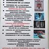 Ronny's professional listing in his clinic in Juticalpa.