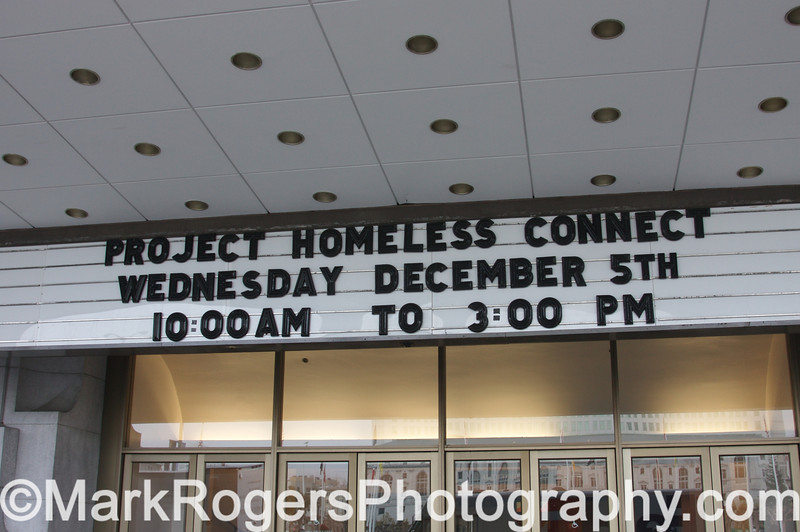 Project Homeless Connect #19 - December 2007