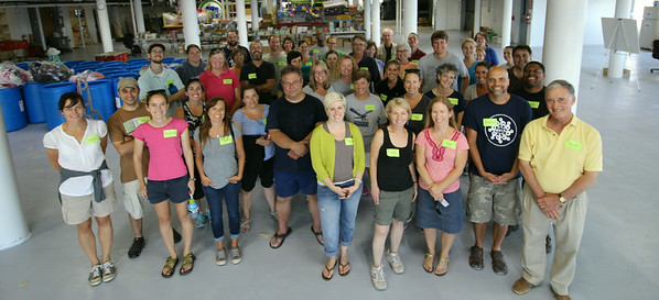 Friends Academy Staff August 2014