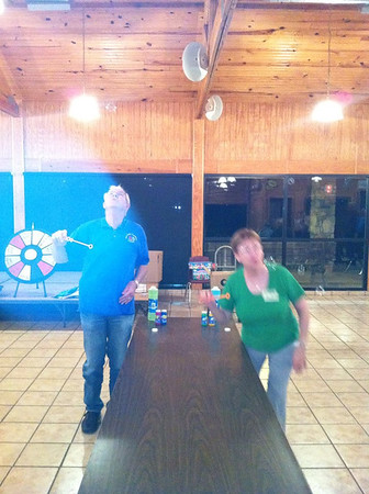 Volunteer Christian Builders Minute to Win IT
