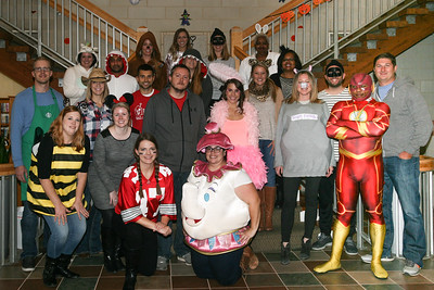 Halloween Photos - Larry Flinner
