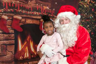 SFDS - Lunch with Santa 2017