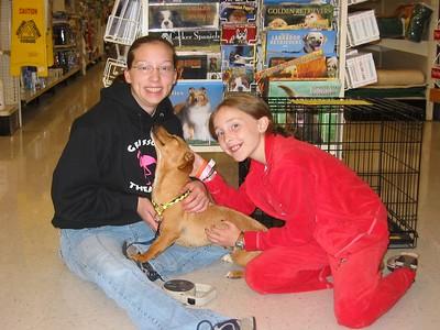 Petsmart Adoption Oct 2005