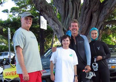 Reef Check - Big Island - Nov 2007