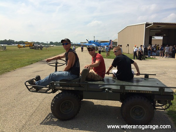 Tyler Mayhall (MV Owner) and friends