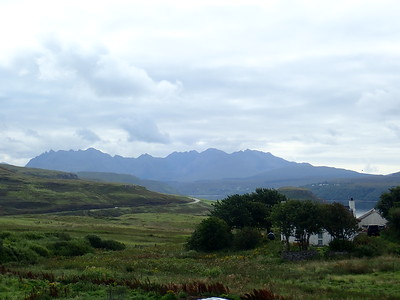 Beautiful views on Skye
