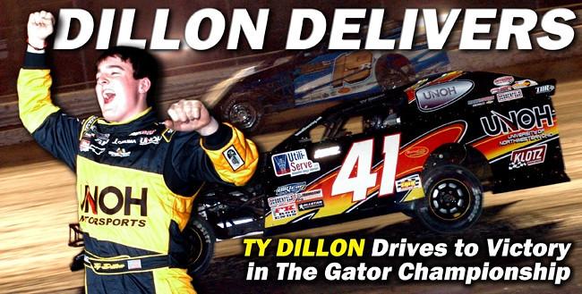 Ty Dillon