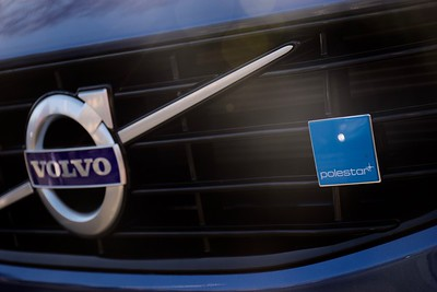 Volvo S60 Polestar Badge