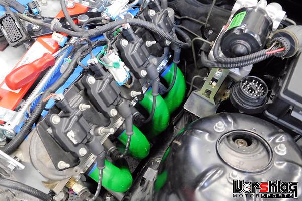 Vorshlag E36 LSX RHD Full Length Header Kit, 304SS