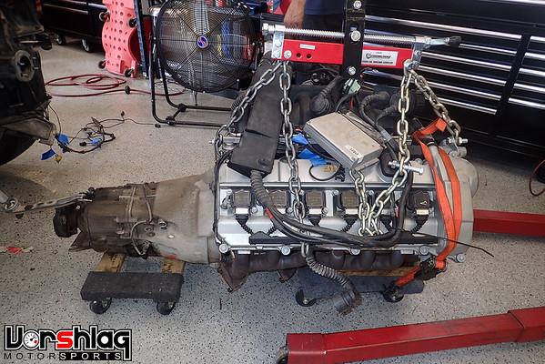 Jack Giffin's RHD BMW E36 LSx Swap - vorshlag