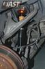 AST4100 rear shock installed on C5 Corvette