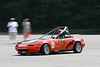 "Keith B's Miata race car : Keith's SCCA Solo ""XPrepared"" class Miata has AST4300 triple adjustables with remote reservoirs. He has raced it in DP and is now running in XP."