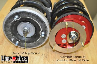 Camber Plate Install: BMW E92 M3 / 1M