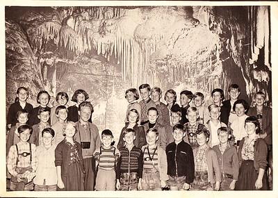 1955 - Drachenhöhle bei Hagen